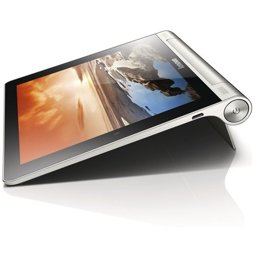 Lenovo Yoga 10 25,4cm (10 Zoll) Tablet-PC (ARM MTK 8125, 1.2 GHz, 1GB RAM, 16GB eMMC, Touchscreen, Android 4.2) silber