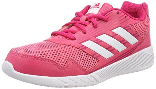 Adidas Altarun K, Zapatillas de Deporte Unisex Adulto, Rosa (Rosrea/Ftwbla/Bayint 000), 39 1/3 EU