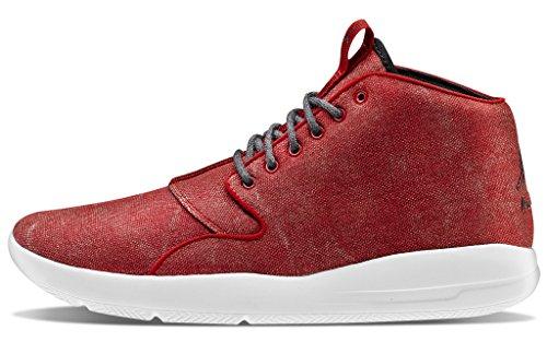 Nike - Zapatillas de Material Sintético para hombre gris gris, color rojo,...