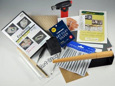 Hot Sale Art Clay Silver Starter Kit,