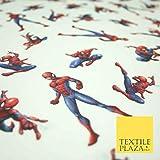 Spiderman Superhero Marvel DC Comic Digitaldruck 100%