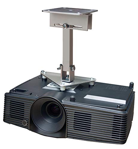 PCMD, LLC. Projector Ceiling Mount Compatible with Sony VPL-PHZ10 VPL-PHZ12 VPL-PWZ10 with Lateral Shift Coupling (10-Inch Extension)