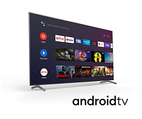 Sony X900H 55-inch TV: 4K Ultra HD Smart LED TV with HDR, Game Mode for Gaming, and Alexa Compatibility - 2020 Model