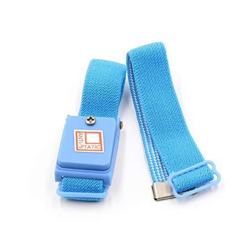 HIAHA Antistatisches Armband, Drahtloses Tuch Antistatisches Armband Elektrostatische Entladung Antistatisches Armband PVC Antistatisches Armband Für Das Home Office