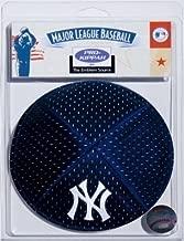 New York Yankees MLB Licensed Pro Kippah w/ Built In Clip Yamaka Yarmulke