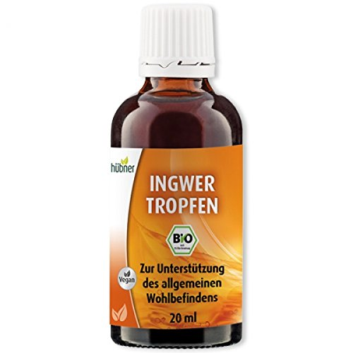 Ingwer Tropfen (20 ml)