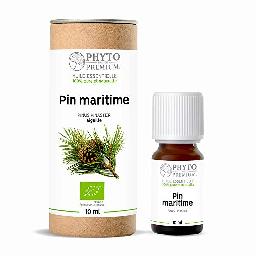 PHYTOPREMIUM - HUILE ESSENTIELLE DE PIN MARITIME