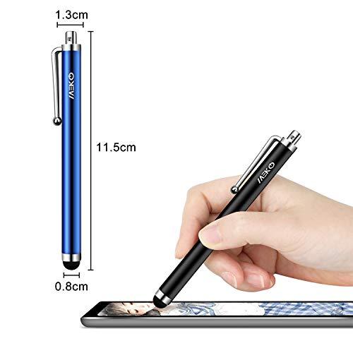 MEKO Eingabestift 10 Pack Stylus Pen Tablet Stifte Touch Pen für Smartphone Android iPone iPad Huawei Samsung Galaxy S3 / S2 / Tab &Tablets