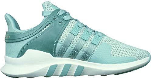 Adidas Originals Equipment Support ADV Herren Sneaker (36 2/3 EU, Grün(TACGRN/OWHITE))