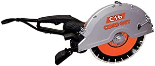 Diamond Products Core Cut 72378 C16 Electric Hand Held Wet and Dry Concrete Saw