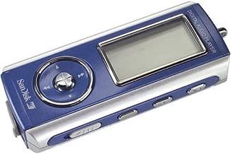 SanDisk 512 MB MP3 Player Blue