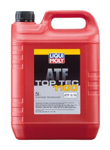 Liqui Moly 3652 Aceite de la Transmisión, Top Tec, ATF, 1100, 5 L