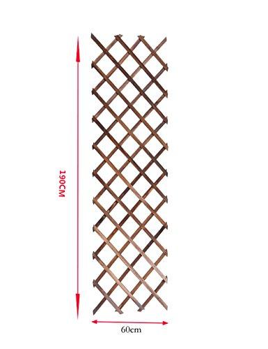 Blumenständer Plante Théâtre antisep Tables Bois Monté sur la Fleur étagères Balcon Mural Salon Fer Mural Plante Bois Massif Mur Pot Rack Idée Cadeau Jardiniers 2