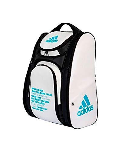 Adidas Padel Paletero Adidas MultiGame Blanco 2020, Adultos Unisex, White, Talla...