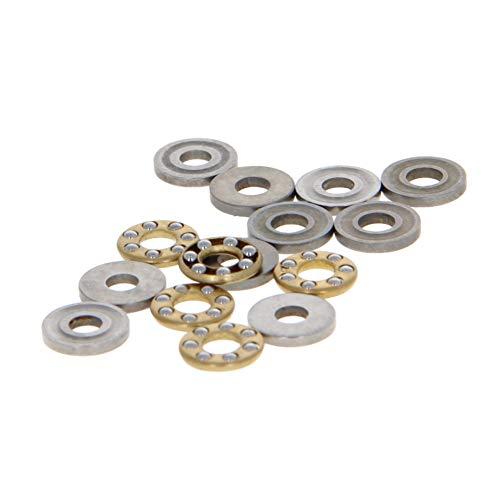 Best 40 00 millimeters thrust ball bearings review 2021 - Top Pick