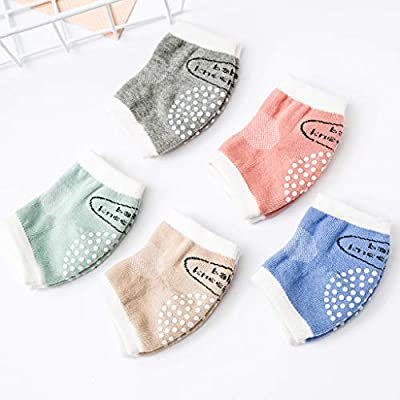 Baby Knee Pad,Unisex Baby Knee Pad For Crawling,Antiscratch Warm Cotton Kneepad