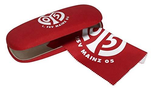 1. FSV Mainz 05 Brillenetui Logo