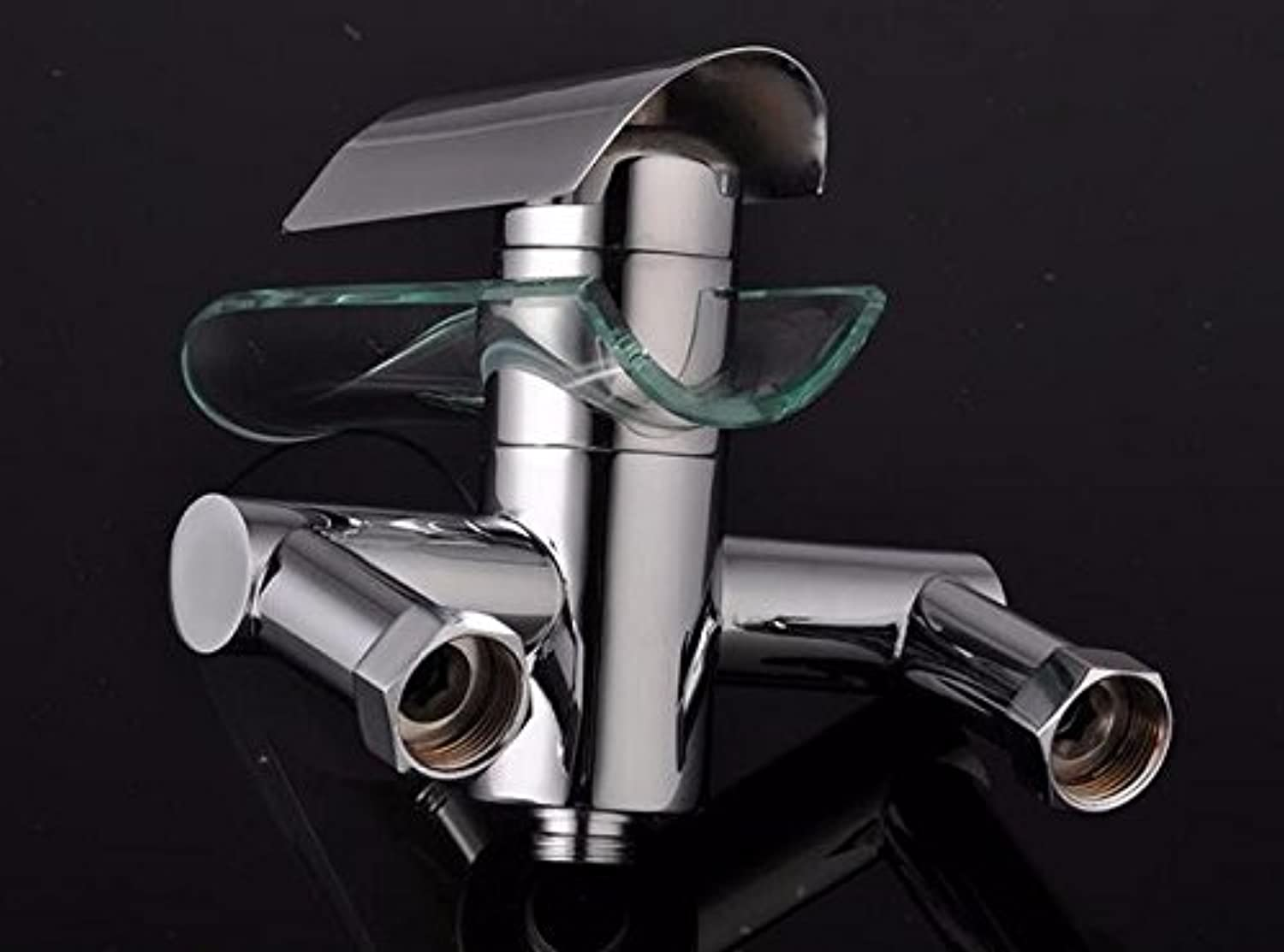 QMPZG-Lead-free mixed water, durable tempered glass faucet wrench, Plumbing Hardware sanitary ware