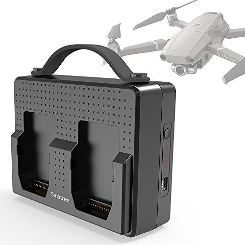 Smatree Mavic 2 Pro 148Wh Portable Charging Station High Speed Docking Compatible for DJI Mavic 2 Pro/Mavic 2 Zoom Drone Intelligent Flight Battery