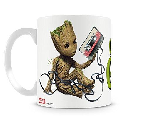 Guardians Of The Galaxy Vol. 2 - Keramik Tasse - Groot - Get You Groot On - Geschenkbox