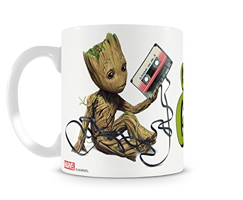 Guardians Of The Galaxy Vol. 2 - Keramik Tasse - Groot - Get You Groot On - Geschenkbox