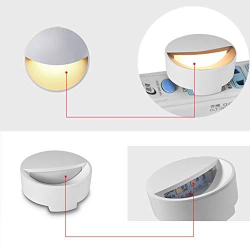 La luz de la noche US/sensor EU/AU/UK enchufe LED de iluminación controlados zócalo de pared Luz AC110-220V for el dormitorio de noche noche de la lámpara de HA SHIQI