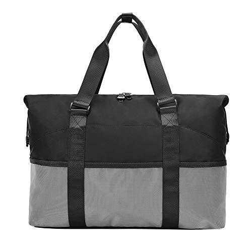 VBIGER Strandtasche Groß Damen mit Wasserdichtem Kapazität Strandtasche Beachbag Shopper Tasche handtasche für Urlaub Reise Picknick Strand Schultertaschen(XXL)