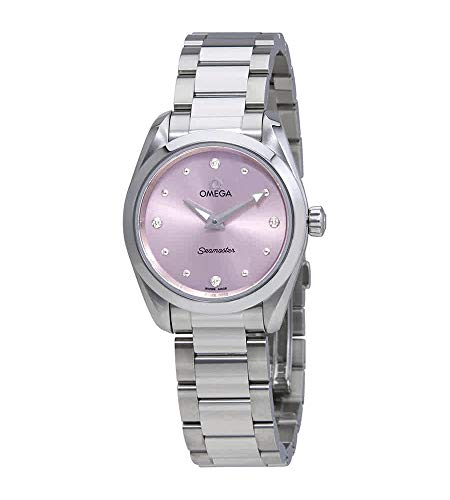 Omega Seamaster Aqua Terra reloj de señoras 220.10.28.60.60.001
