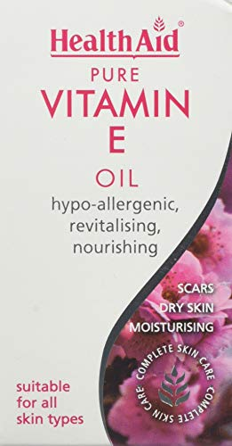 HealthAid Vitamin E 100% Pure Oil 50ml