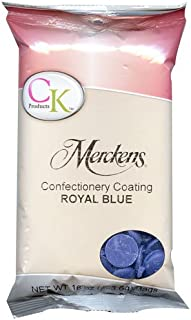 CK Products 70-2850 Cake Decorating Merkens, 1 lb, Royal Blue