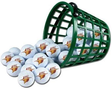 WinCraft NBA Bucket of 36 Max 53% OFF Golf Balls free shipping