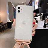 BAIYUNLONG Cas de Couverture, for iPhone 11 Pro Laser Coquille Soft TPU Soft TPU Cas de Protection...