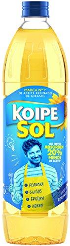 Aceite de semillas girasol Koipesol  1 litro pet