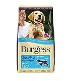 Burgess Sensitive Hypoallergenic Dog Food Puppy British Turkey and Rice, 12.5kg