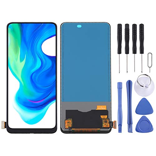 PANGTOU Pantalla LCD de material TFT y digitalizador de montaje completo para Xiaomi Redmi K30 Pro/Poco F2 Pro