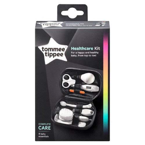 Healthcare Kit de Tommee Tippee 9 Bebé Essentials sin Bpa
