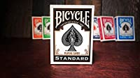 Cards Bicycle Black Back USPCC