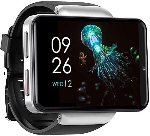 MAX S Smart Watch 2 4 Pulgadas 3 GB + cámara Frontal de 32 GB con la Cara Desbloqueo del Reloj Deportivo Impermeable IP67 con la Pantalla del Monitor de frecuencia del corazón-Dinero