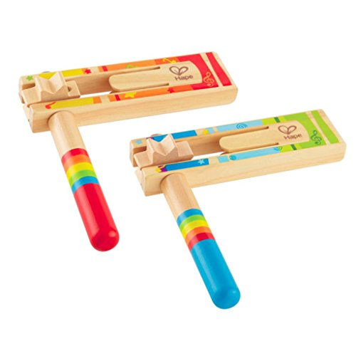 Hape- Carraca Infantil (Barrutoys E0314)