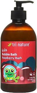 Tri Nature Bubble Bath - Raspberry Rush, 500 ml
