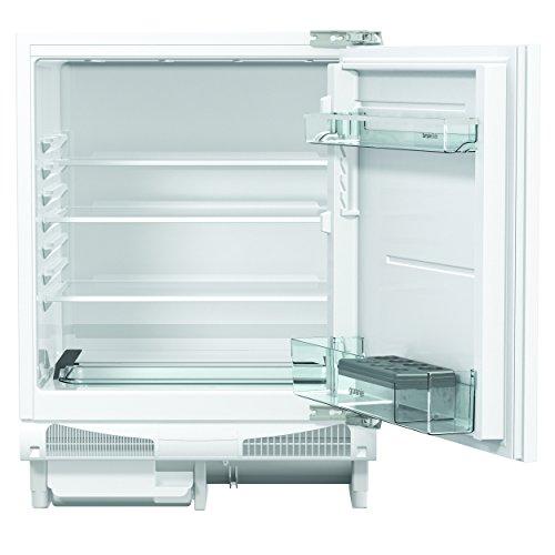 Gorenje RIU 6092 AW Unterbaufähiger Kühlschrank / Höhe 82 cm / Kühlen: 143 L / weiß