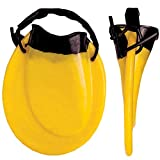 Finis Positive Drive Fin L (Euro 38-40), Unisex-Adult, Yellow, Large
