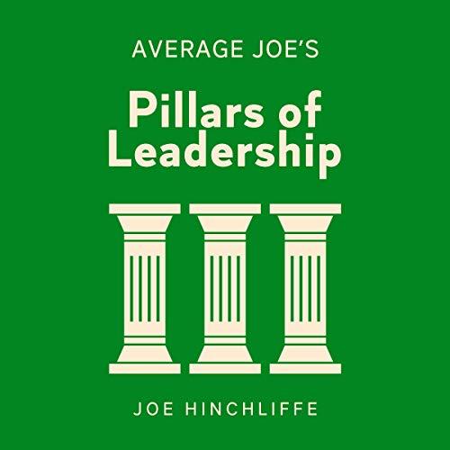 『Average Joe's Pillars of Leadership』のカバーアート