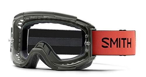 Smith Squad MTB Gafas para Bicicleta, Sage Red Rock, Normal