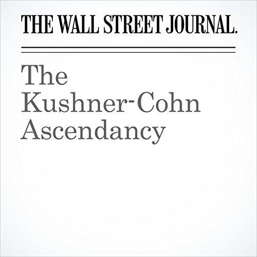 The Kushner-Cohn Ascendancy copertina