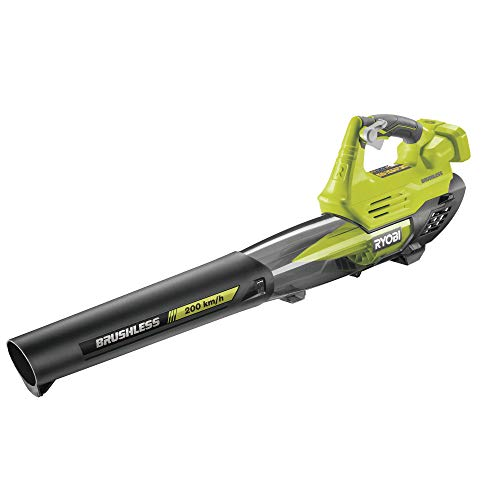 Ryobi Souffleur 18V One Plus - Turbo Jet Brushless - sans Batterie ni Chargeur - RY18BLXA-0