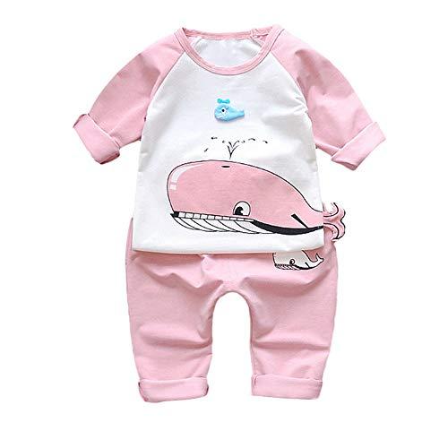 Jungen Baby Strampler Kleidung, LANSKIRT Kinder Haifischdruck Tops + Hosen Gamaschen Mode Outfits Kleider Set Kinder Bekleidungssets