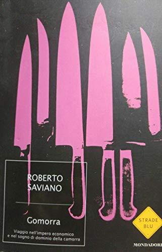 Gomorra,Roberto Saviano