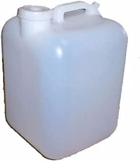 Hedpak 5 gallon Rectangular Carboy