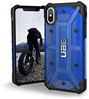 For IPhone Xs Max Plasma Case Cover 6.5 inch by UAG Transparent Blue